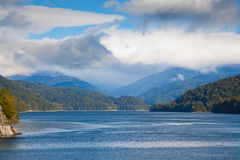 Vidraru Lake Royalty Free Stock Photo