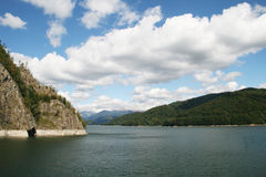 Vidraru Lake Royalty Free Stock Images