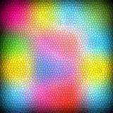 Vidriera de colores Arkivbilder