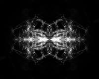 Vidrio agrietado ilustración del vector