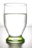 Vidrio de agua Imagen de archivo