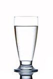 Vidrio de agua dulce fotografía de archivo