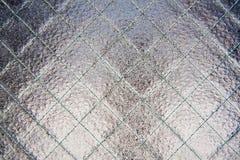 Vidrio de alambre Imagen de archivo
