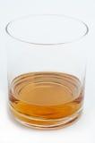 Vidrio de brandy Fotografía de archivo libre de regalías