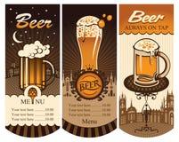Vidrio de cerveza
