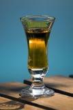 Vidrio de la bebida Fotografía de archivo