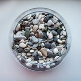 Vidrio de la piedra Imágenes de archivo libres de regalías