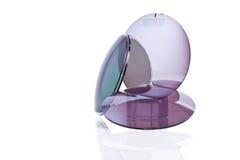Vidrio de la resina para las gafas Fotografía de archivo libre de regalías