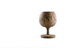 Vidrio de madera Imagen de archivo