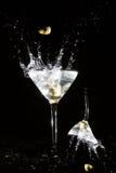 Vidrio de Martini Fotos de archivo