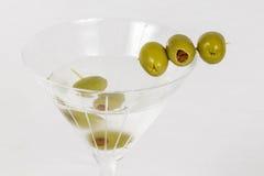 Vidrio de Martini Fotografía de archivo libre de regalías