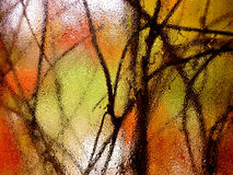 Vidrio de Misted Foto de archivo libre de regalías