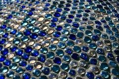 Vidrio de mosaico Fotografía de archivo libre de regalías