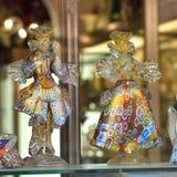 Vidrio de Murano Foto de archivo libre de regalías