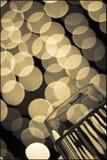 Vidrio de vino 1 Imagen de archivo libre de regalías