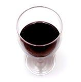 Vidrio de vino Fotos de archivo libres de regalías