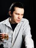 Vidrio de whisky. Foto de archivo libre de regalías