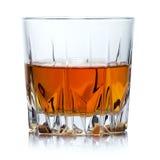 Vidrio de whisky fotos de archivo libres de regalías
