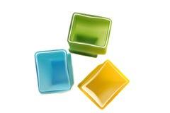 Vidrio del color Imagen de archivo