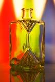 Vidrio del color fotografía de archivo libre de regalías