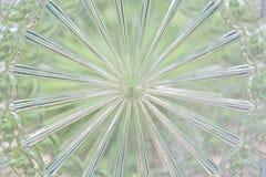 Vidrio del espejo Fotos de archivo libres de regalías