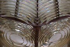 Vidrio del faro Fotos de archivo libres de regalías