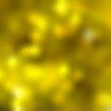 Vidrio del oro Fotografía de archivo