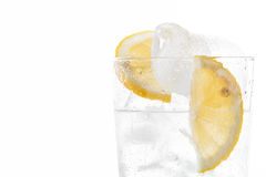 Vidrio frío de la soda Foto de archivo