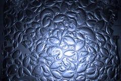 Vidrio grabado al agua fuerte Imagenes de archivo