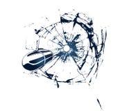 Vidrio quebrado libre illustration