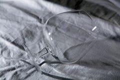 Vidrio vacío Imagen de archivo libre de regalías