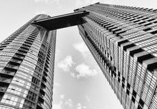 Vidrio y acero 2 de Toronto - B Imágenes de archivo libres de regalías