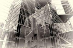 Vidrio y acero--200 rey del oeste Street, Toronto, Canadá Imágenes de archivo libres de regalías