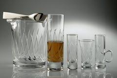 Vidrio y cristal Fotografía de archivo