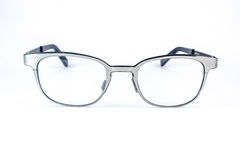 Vidrios ópticos metálicos Imagenes de archivo