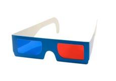 vidrios 3D Imagen de archivo