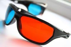 vidrios 3D Foto de archivo