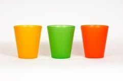 Vidrios coloreados Imagen de archivo libre de regalías