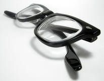 Vidrios de Geeky Imagen de archivo