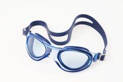 Vidrios de la natación fotografía de archivo libre de regalías