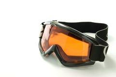 Vidrios de la snowboard Imágenes de archivo libres de regalías