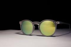 Vidrios de moda Imagen de archivo libre de regalías