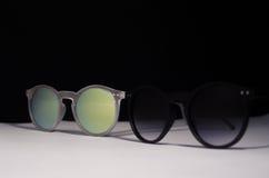 Vidrios de moda Fotografía de archivo libre de regalías