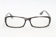 Vidrios del ojo morado aislados en el fondo blanco Imagenes de archivo