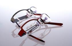 Vidrios, espec., gafas imagenes de archivo