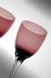 Vidrios para la bebida exclusiva #10 Foto de archivo libre de regalías