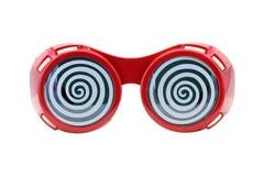 Vidrios, vidrios divertidos del partido Imagen de archivo