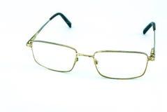 Vidrios viejos del ojo  Imagen de archivo