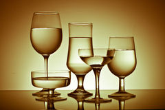 Vidro fotos de stock royalty free