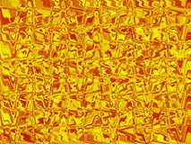 Vidro amarelo. Imagem de Stock Royalty Free